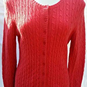 L.L. Bean Size Medium Sweater